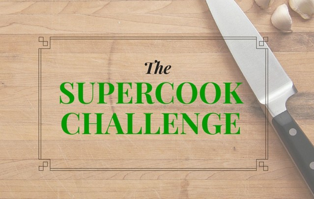 Supercook.com cooking challenge