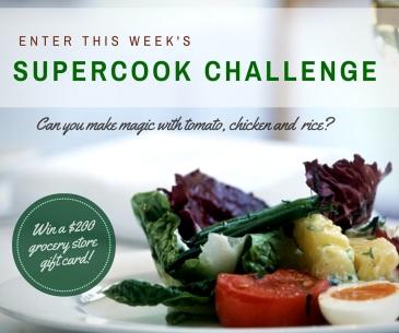 supercook.com cooking contest